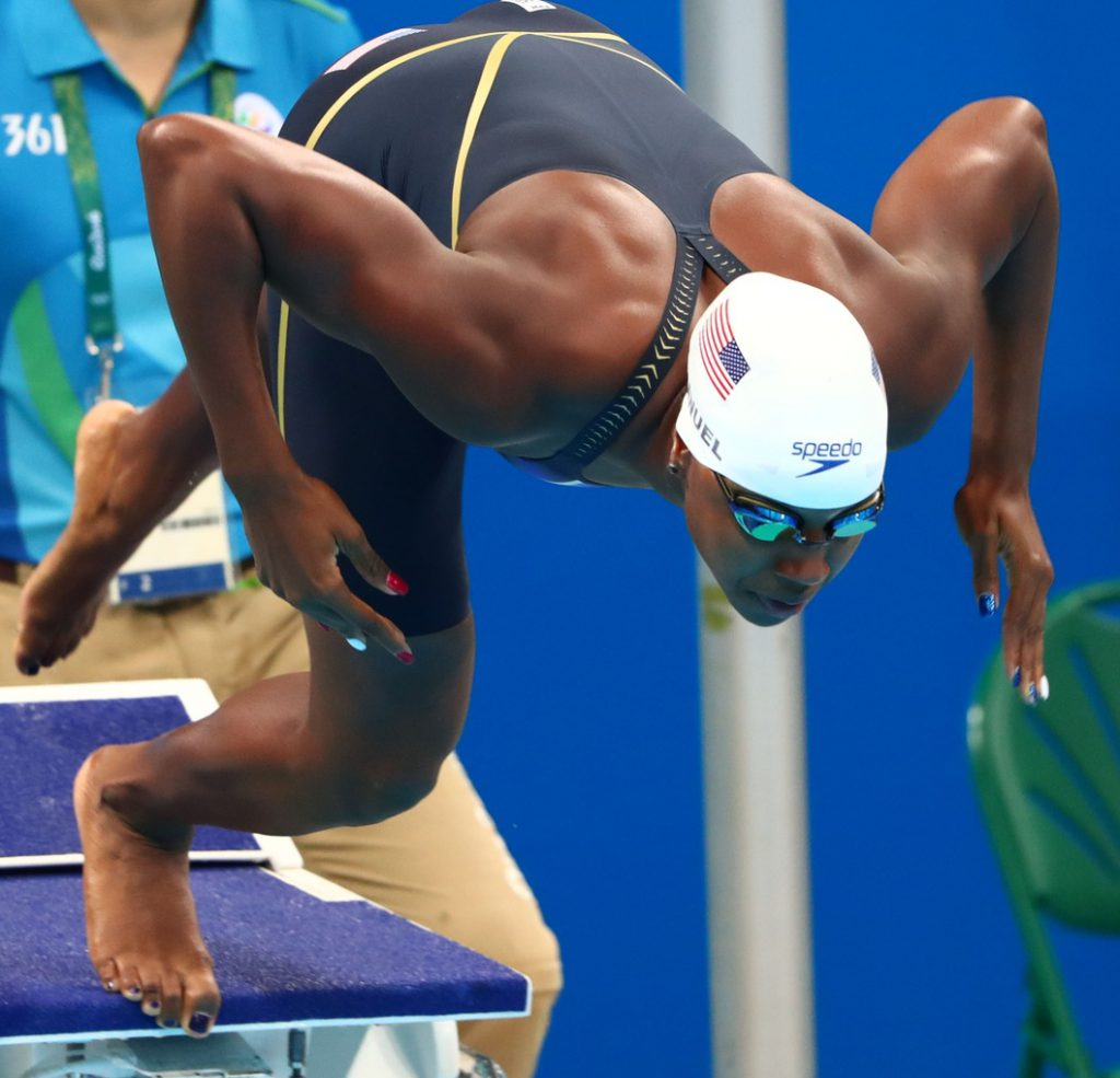 Why Gold Medalist Manuel Doesnt Dig Being Called Simone The Black