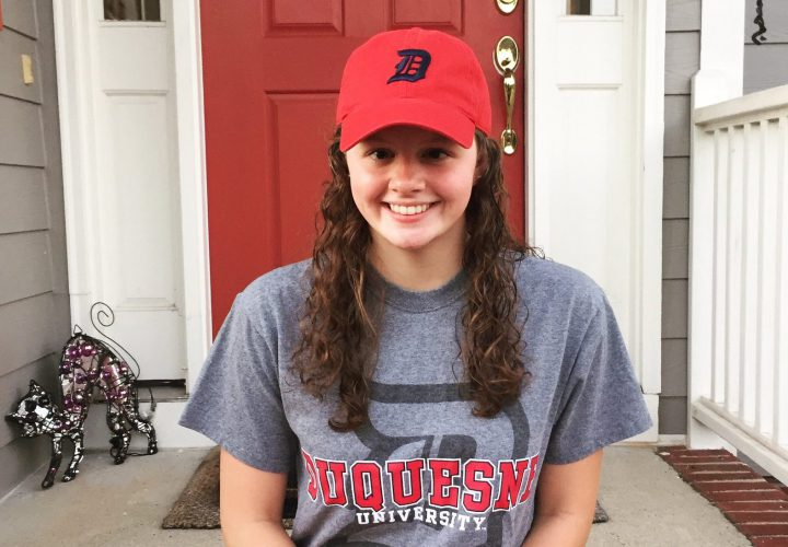 Distance Swimmer Erin Conroy Headed To Duquesne University