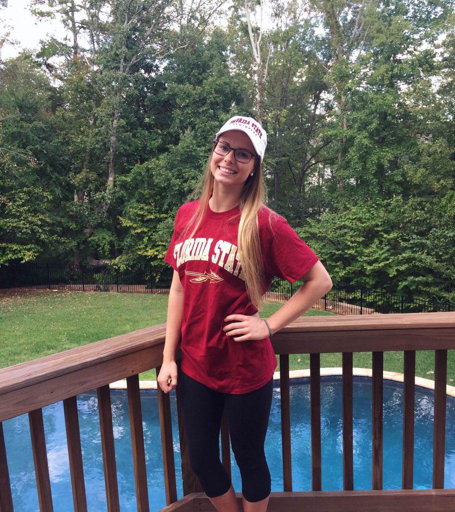 3c1af850e4 Backstroker Madison Holland Chooses Florida State