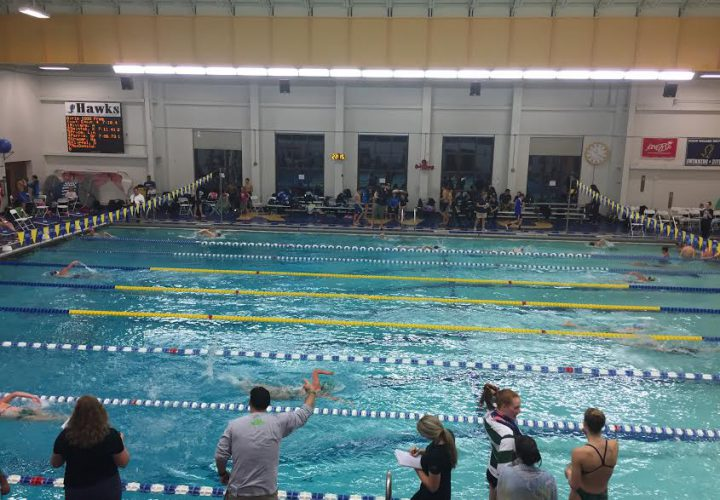 Bluefish Dominates First Finals Session Of Swimming World Fall Classic