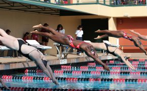up and comers swim meet results