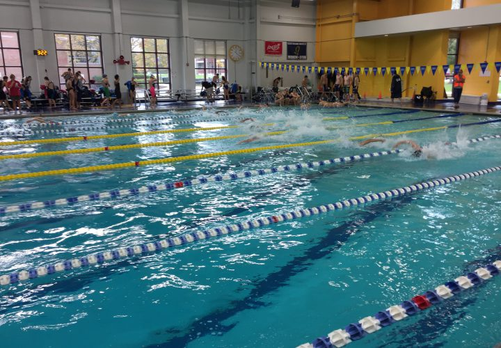 Rhode Island Swimming Records