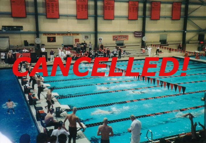 Princeton cancels rest of men 39 s swimming and diving season - Princeton university swimming pool ...