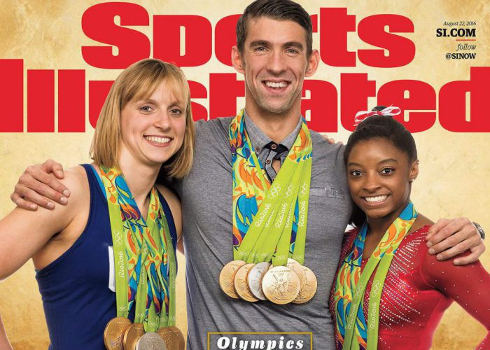 phelps-biles-ledecky-sports-illustrated