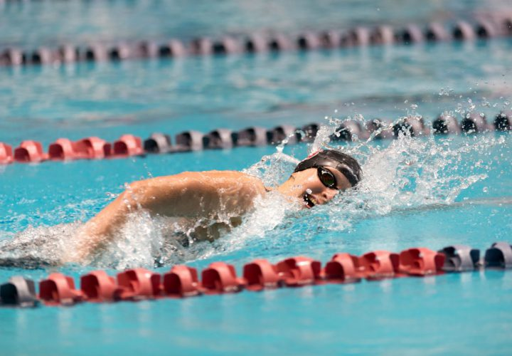 Ledecky Tops 1500 Free In Santa Clara With Fifth Fastest Swim Of All Time Swimming World News