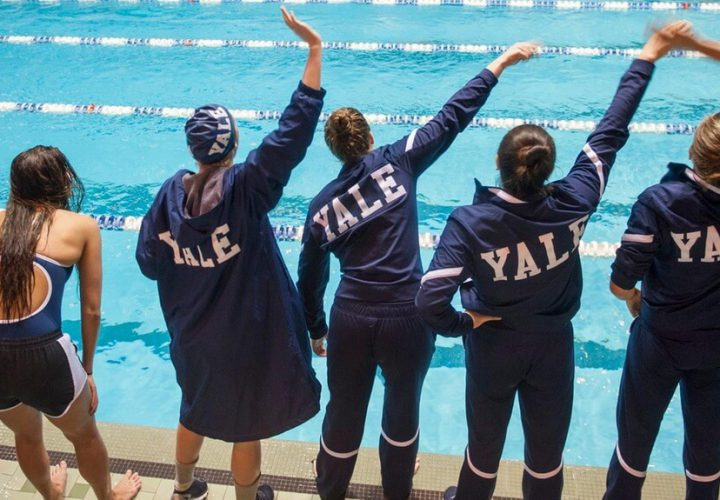 Yale Sweeps Relays On Night One Of Women 39 S Ivy League Championships Swimming World News
