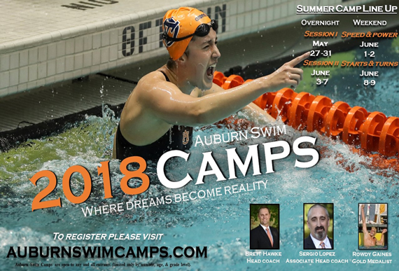 2018 Swimming World Camp Directory Swimming World News