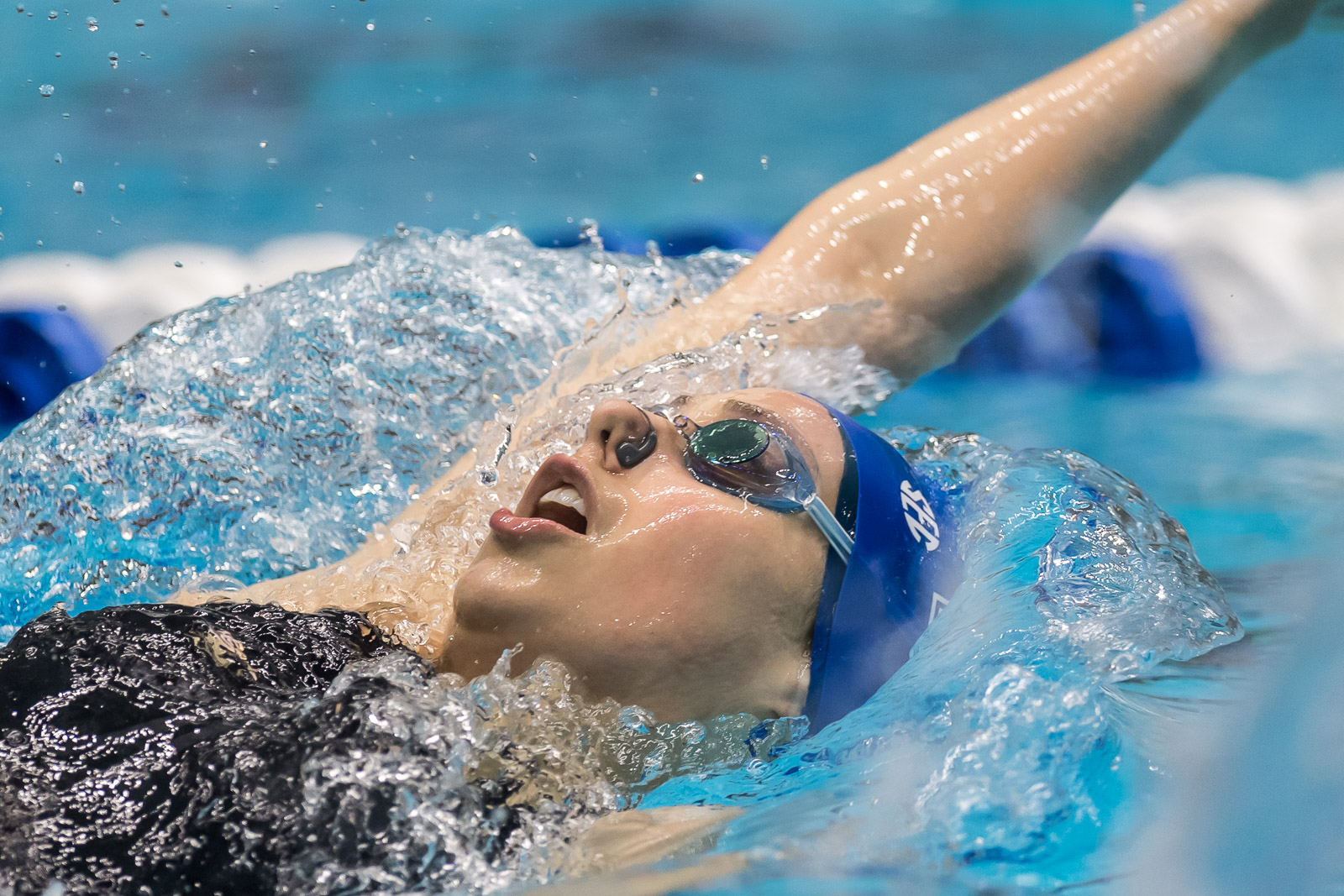 Asia Seidt Posts World-Ranked 200 Back to Close Out Atlanta Classic