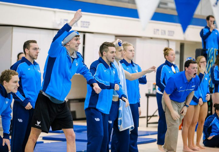 Buffalo Wins Four Events At Men 39 S Mac Championships