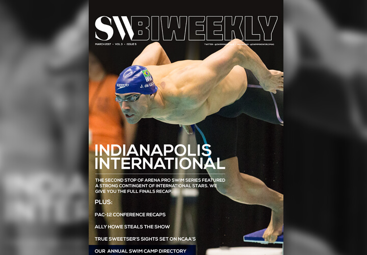 Swimming World Biweekly Splashes Into Indy Pro Series, College Conferences, and More!