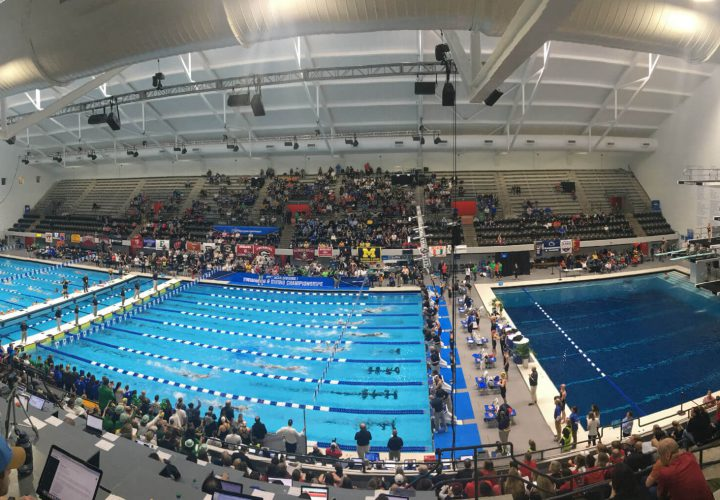 2018 Ncaa Division Iii Swimming Qualifying Times Announced