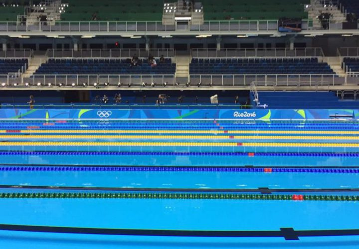 future of temporary pools used for rio olympics revealed - Olympic Swimming Pool 2017