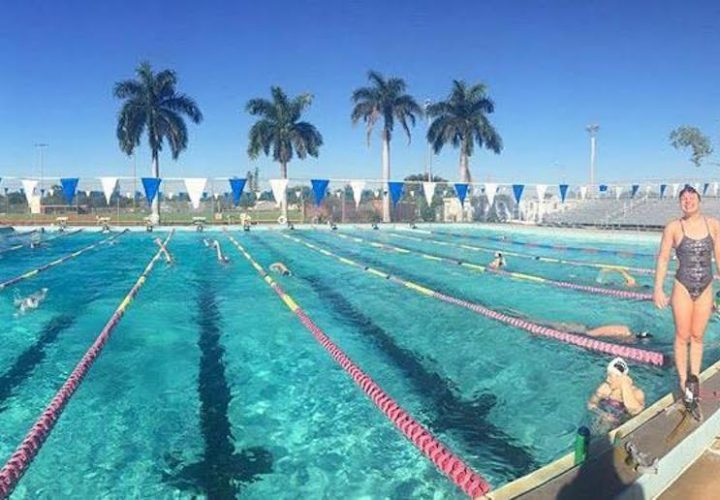 Swimming World Presents Special Sets Sc To Lc Training Swimming World News