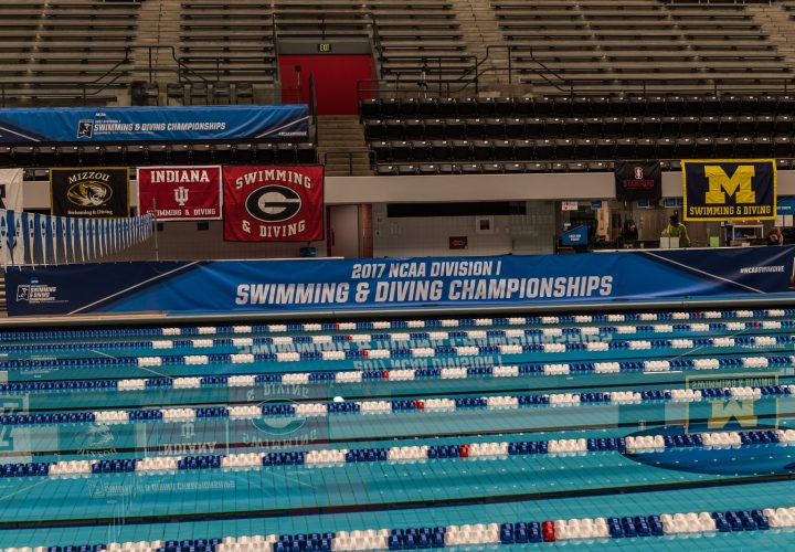 2017 ncaa d1 women 39 s swimming championships stanford uncorks 200 free relay american ncaa - Dive recorder results ...