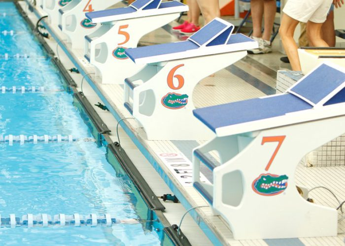 Florida Gators Swim Camp