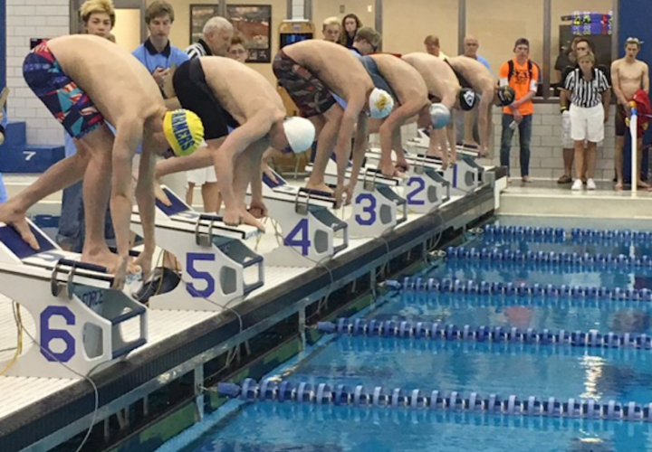 Daniel carr leads cheyenne mountain to colorado 4a - Dive recorder results ...