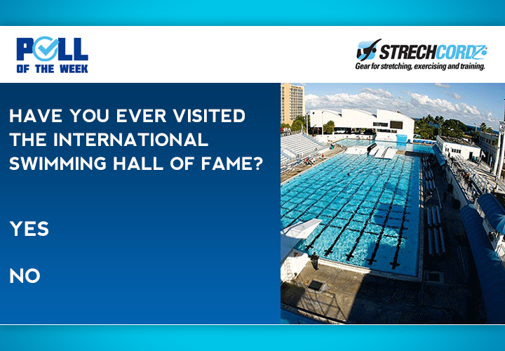 Swim Poll Of The Week Have You Ever Visited The Intl Swimming Hof