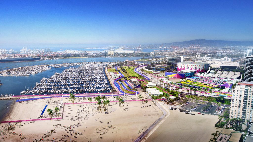 los-angeles-la-2024-rendering-long-beach-triathalon-open-water