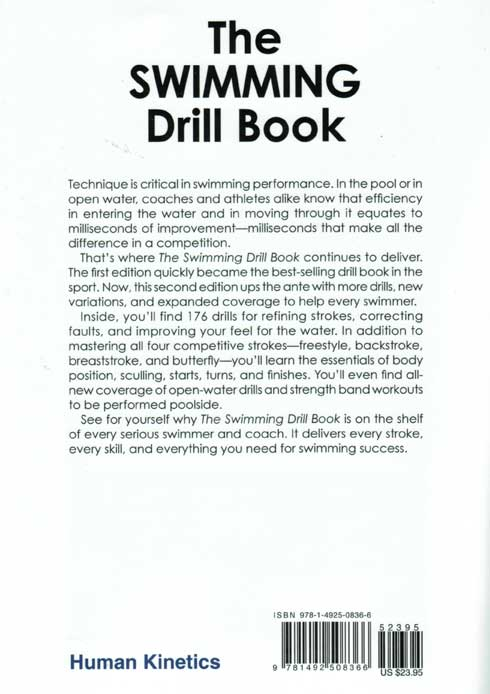 Swimming Drill Book