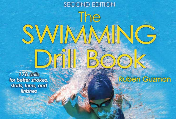The Swimming Drill Book - 2nd Edition Now Available With Free Shipping - Swimming World News