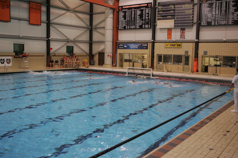 Pair of east coast tournaments open 2017 men s varsity - Princeton university swimming pool ...