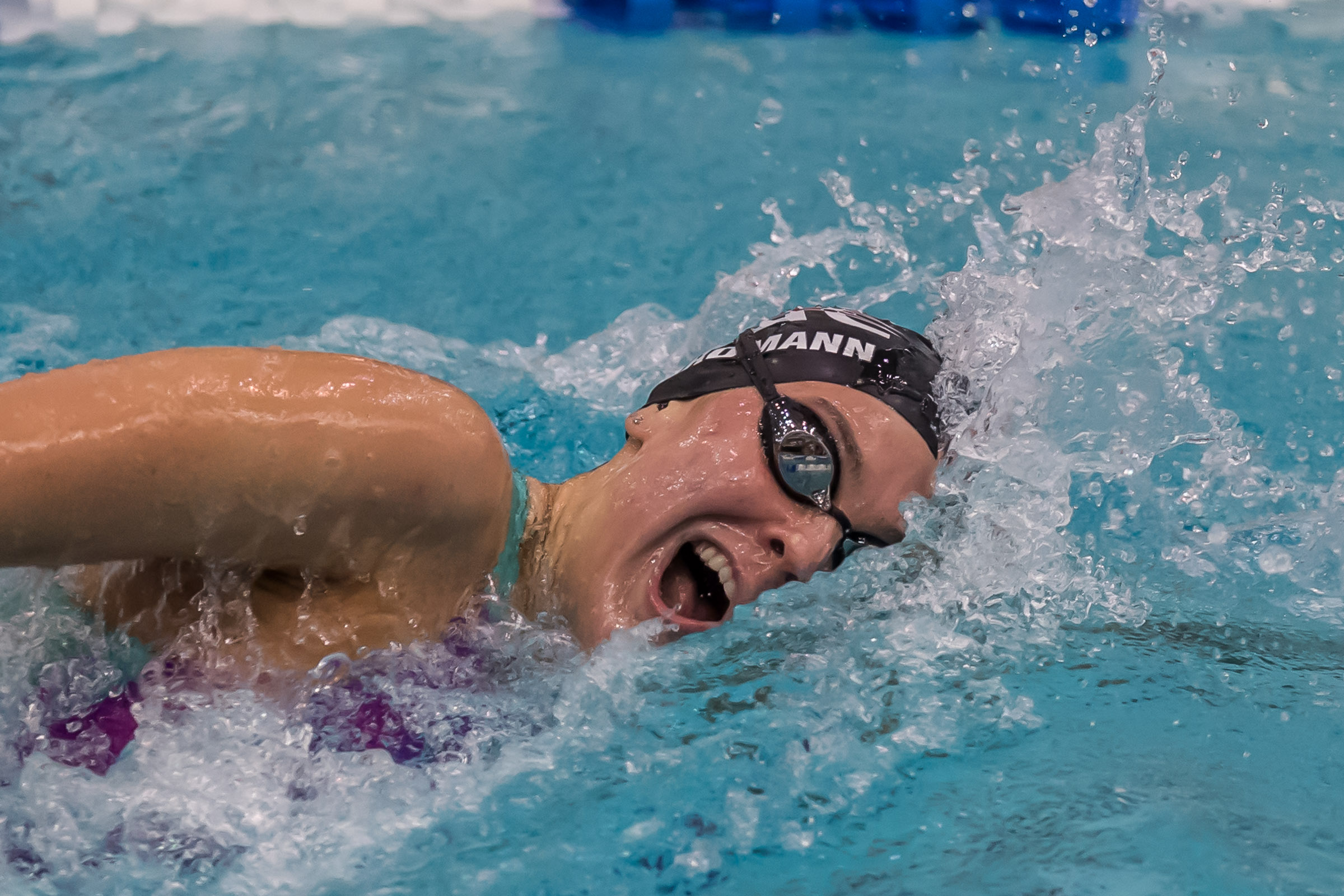 Lucie Nordmann Among Top Seeds At Day 2 Prelims Of Speedo Juniors