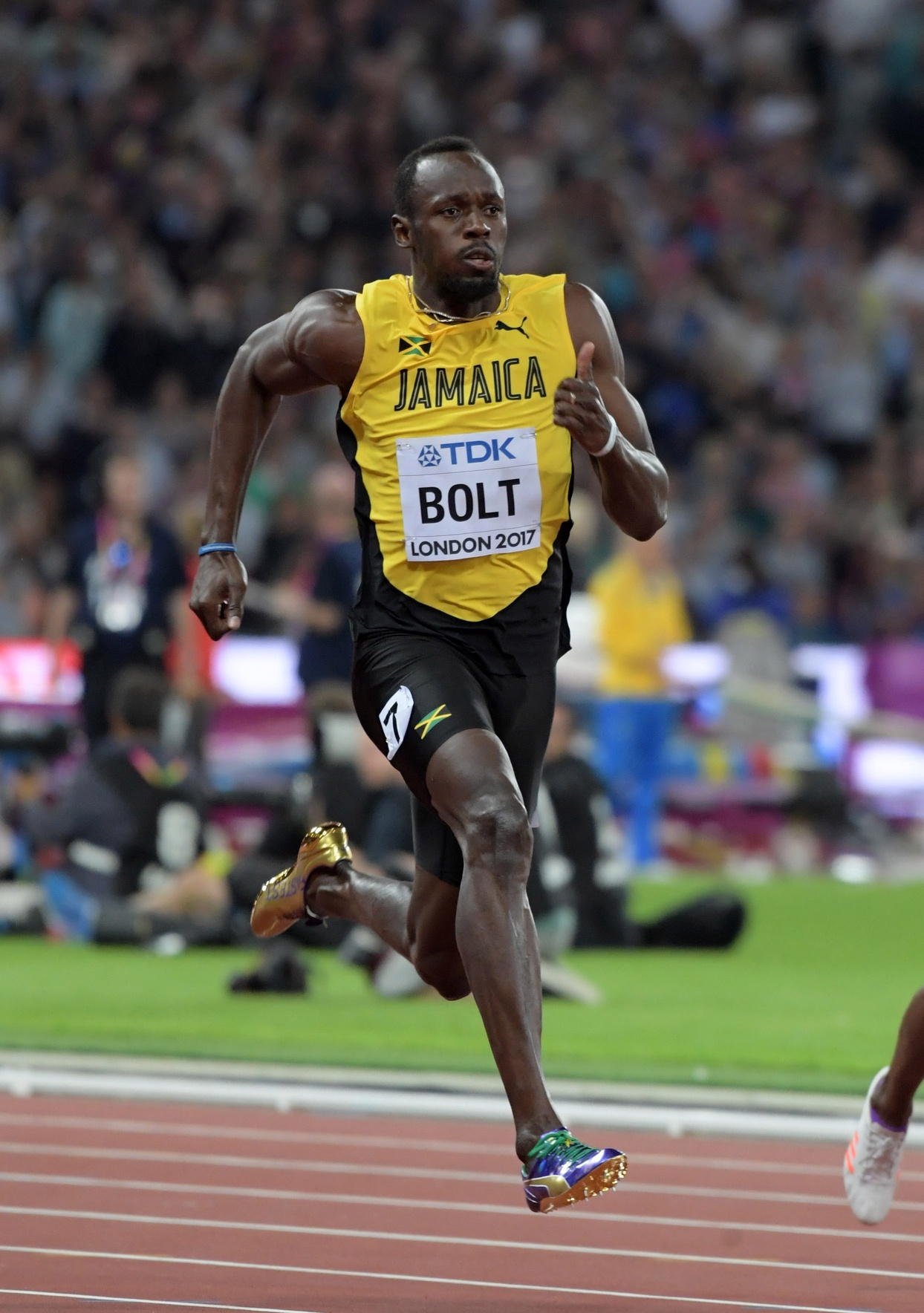 Usain bolt like phelps a legend with an imperfect ending - Usain bolt running hd photos ...