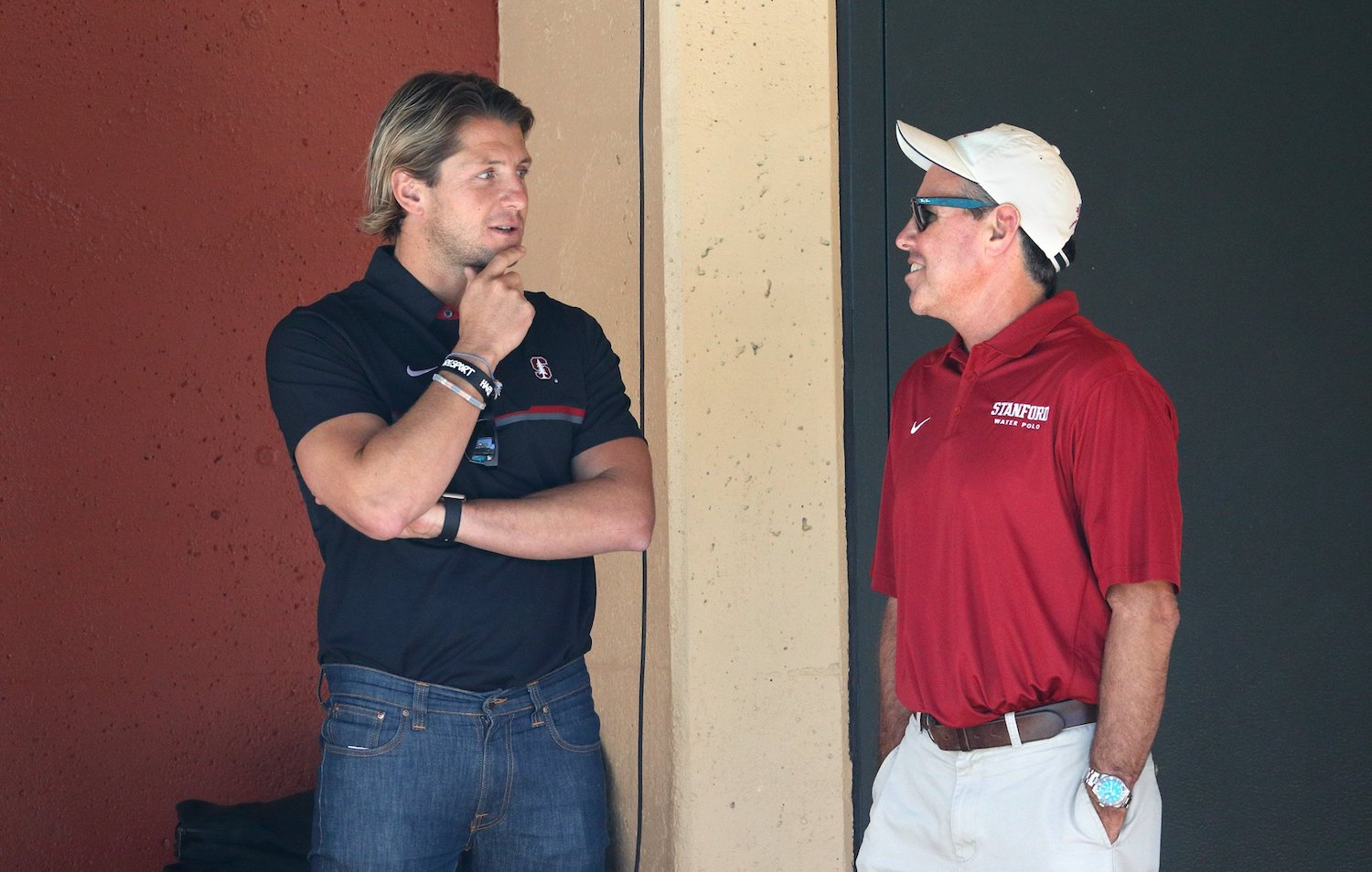Catching Up With Stanford Water Polos John Vargas Swimming World News