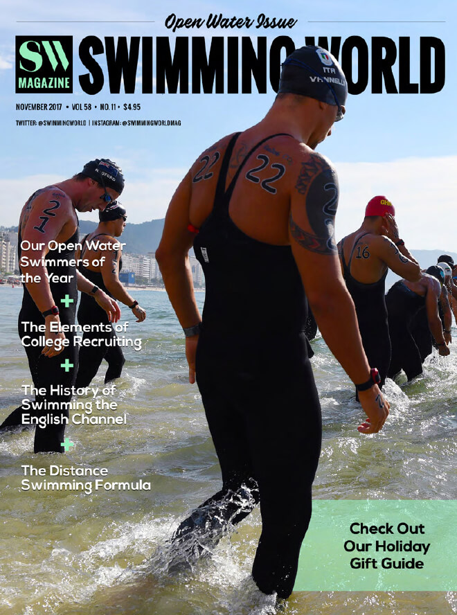 Swimming world presents swimming the english channel a look back november 17 cover fandeluxe Image collections
