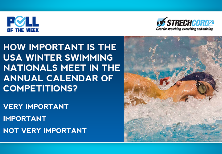 Swim Poll of the Week: How Important Are Winter Swimming ...