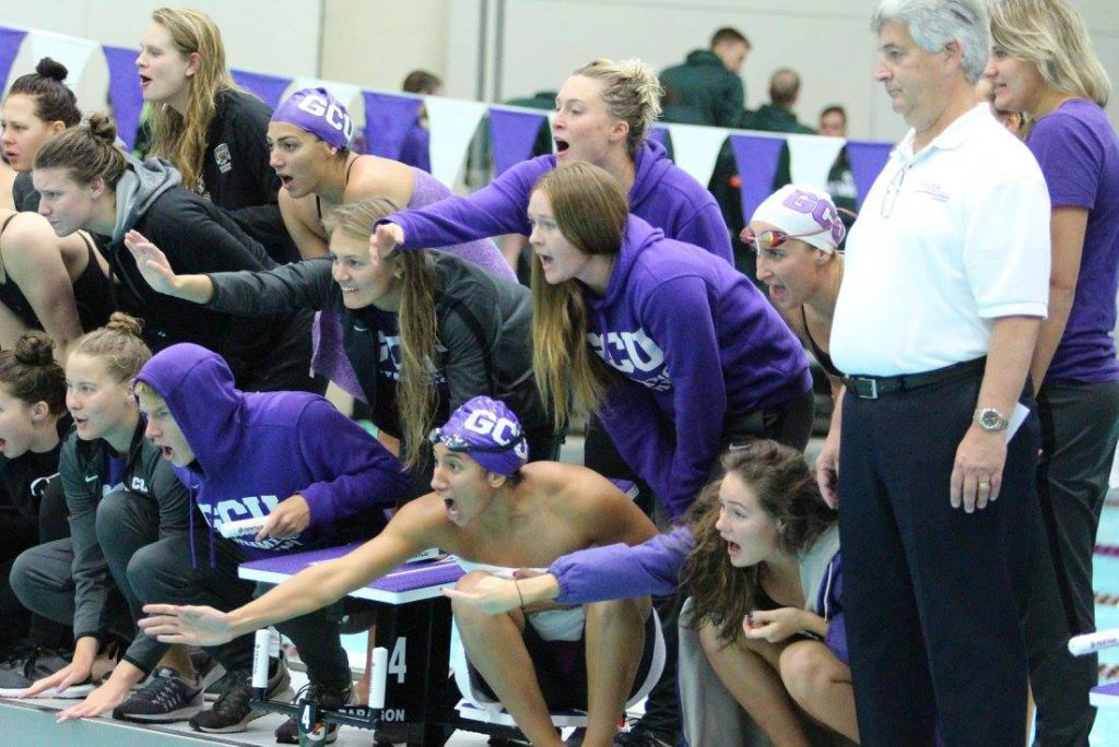 grand canyon university swimming, ncaa swimming