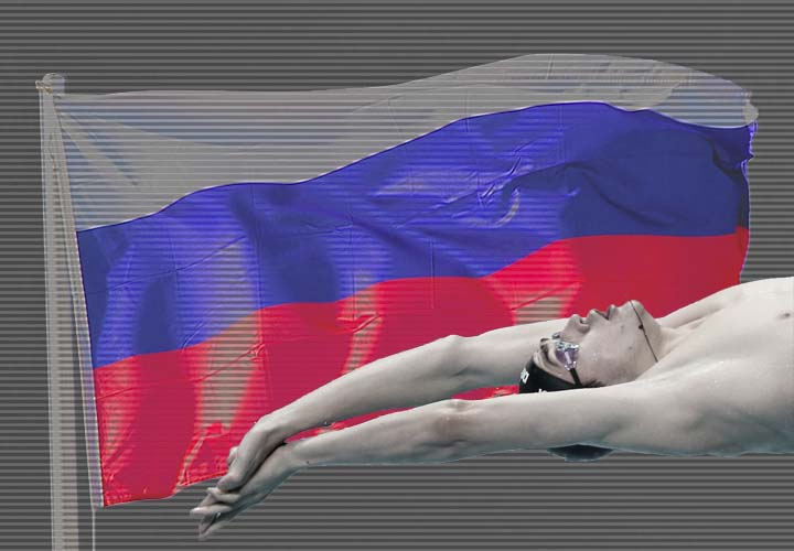 russia, russian swimming, 2018 winter olympics, morning splash