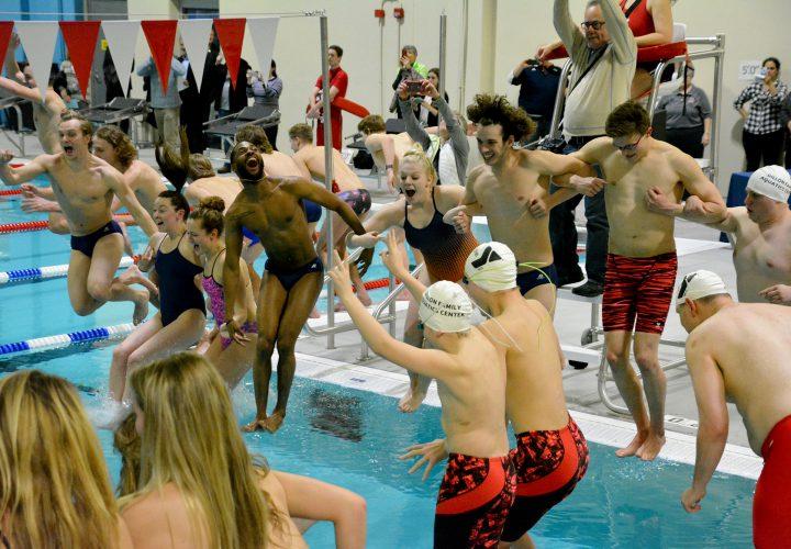 Midland University Fremont Community Celebrate New Aquatic Center