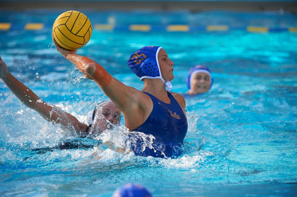 c59fb814f96 Catching Up with UCLA Water Polo s Bronte Halligan - Swimming World News