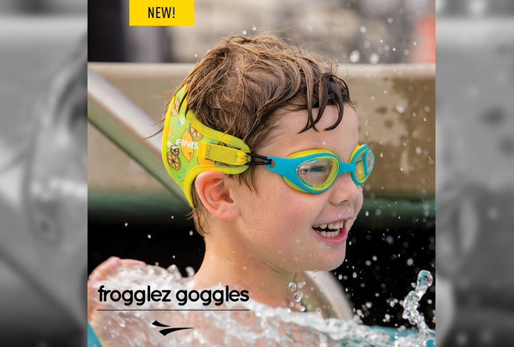 78b1de29dce FINIS Partners with Frogglez® Goggles