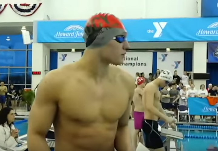Race Video Max Mchugh Clocks 51 59 100 Breast To End