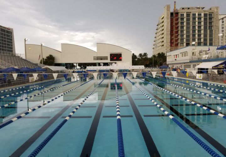 Diving Legends On The Future Of The Fort Lauderdale Aquatic Complex Swimming World News