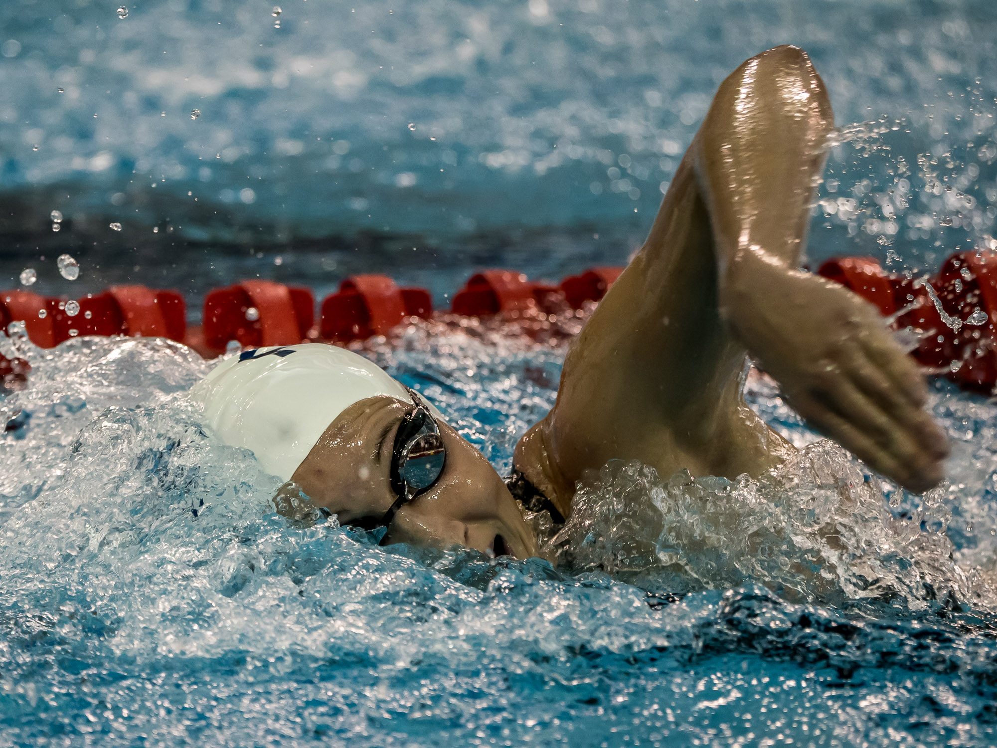 Ally McHugh Wins Penn State's First Ever NCAA Championship With 1650 Title - Swimming World News