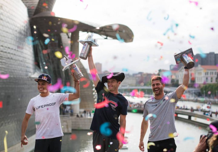 Steven LoBue Victorious in Bilbao, Spain for 2018 Red Bull ...