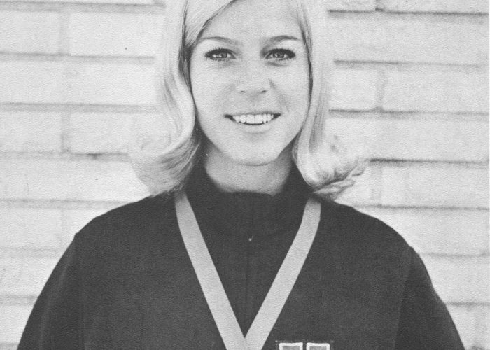 sue-gossick-1968-gold-medal