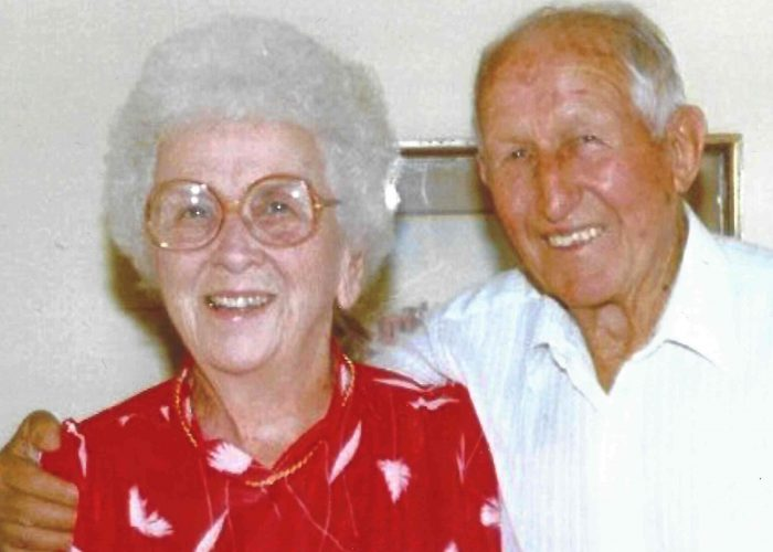 Rex and Ethel Clemens cropped