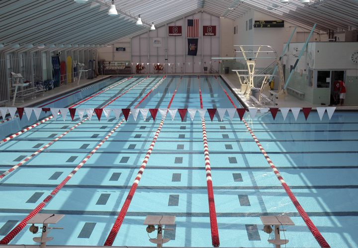 Colgate university suspends men 39 s swimming diving through 2018 for hazing for Deans high school swimming pool