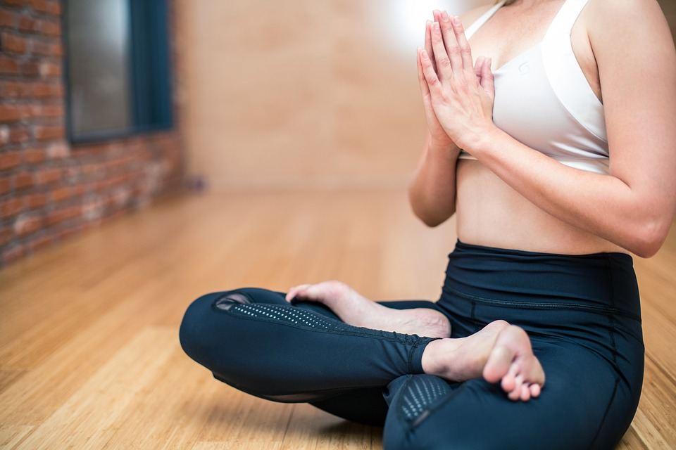 Why is Yoga Beneficial for Swimmers? - Swimming World News