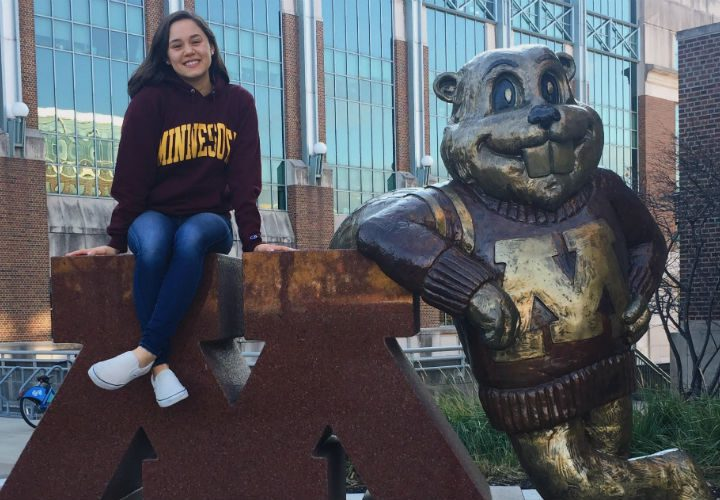 Grace Wollschlager Will Stay In State With Verbal To