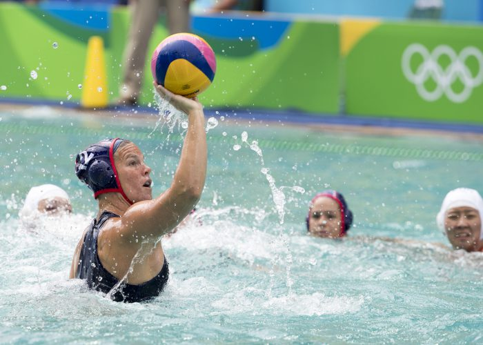USA Water Polo - Women - USA vs China