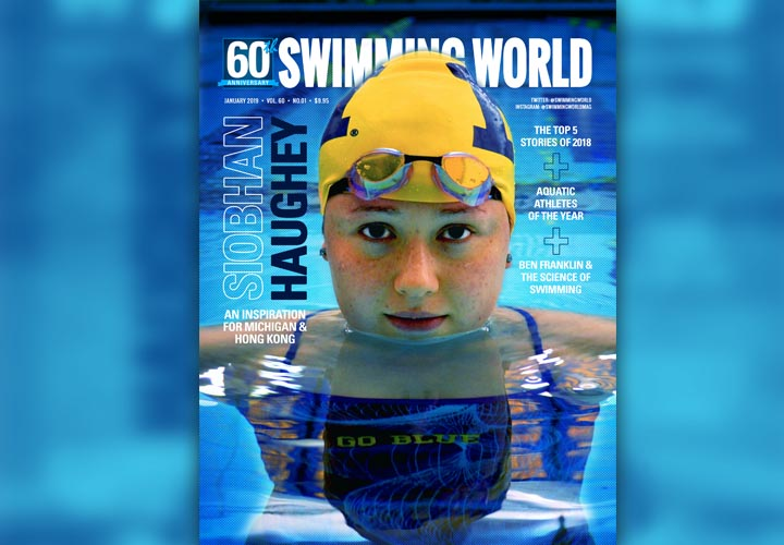 """Swimming World Presents: """"The Top 5 Stories of 2018"""""""
