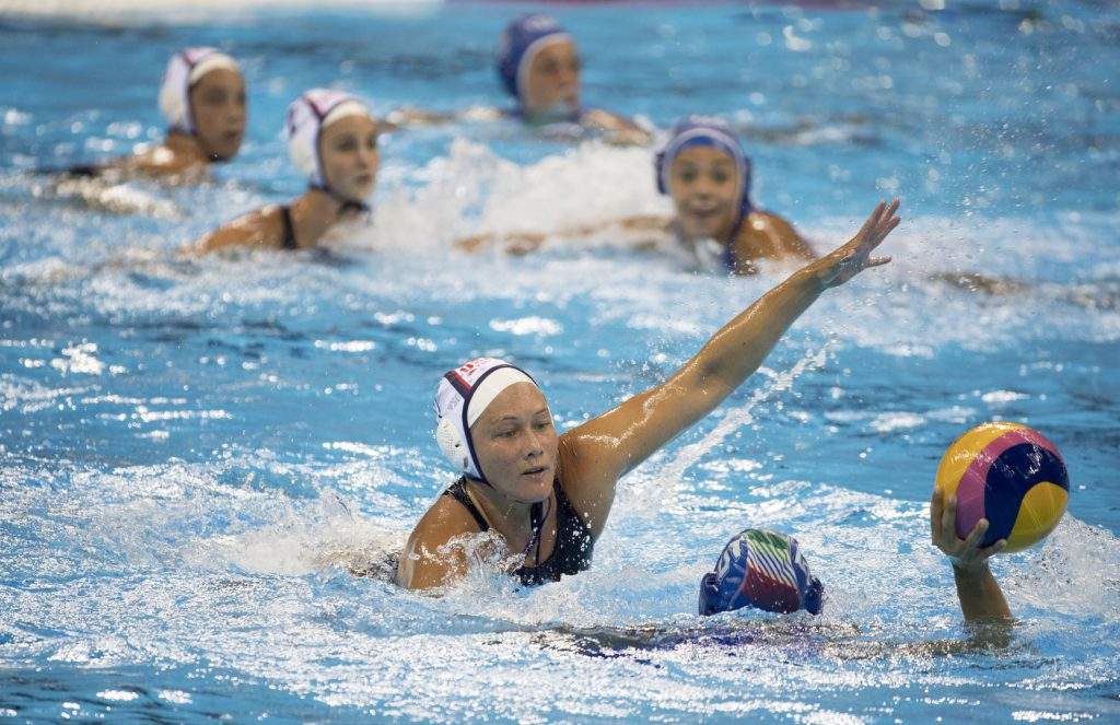 USA Water Polo - Women - USA vs Italy GOLD MEDAL GAME