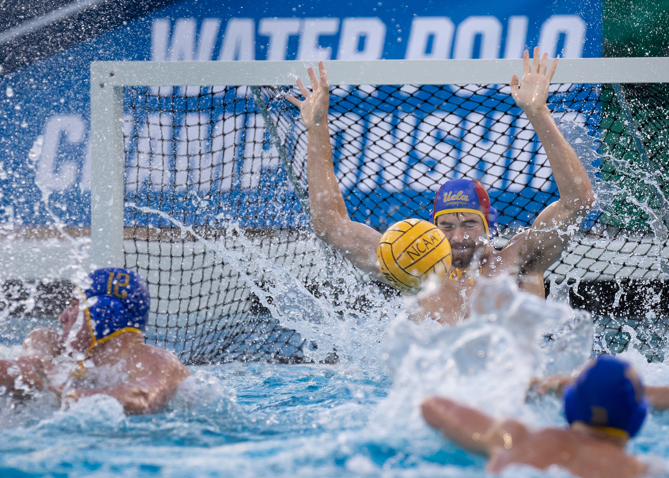 Us mens water polo team hosts italy for a three match series in southern  california swimming