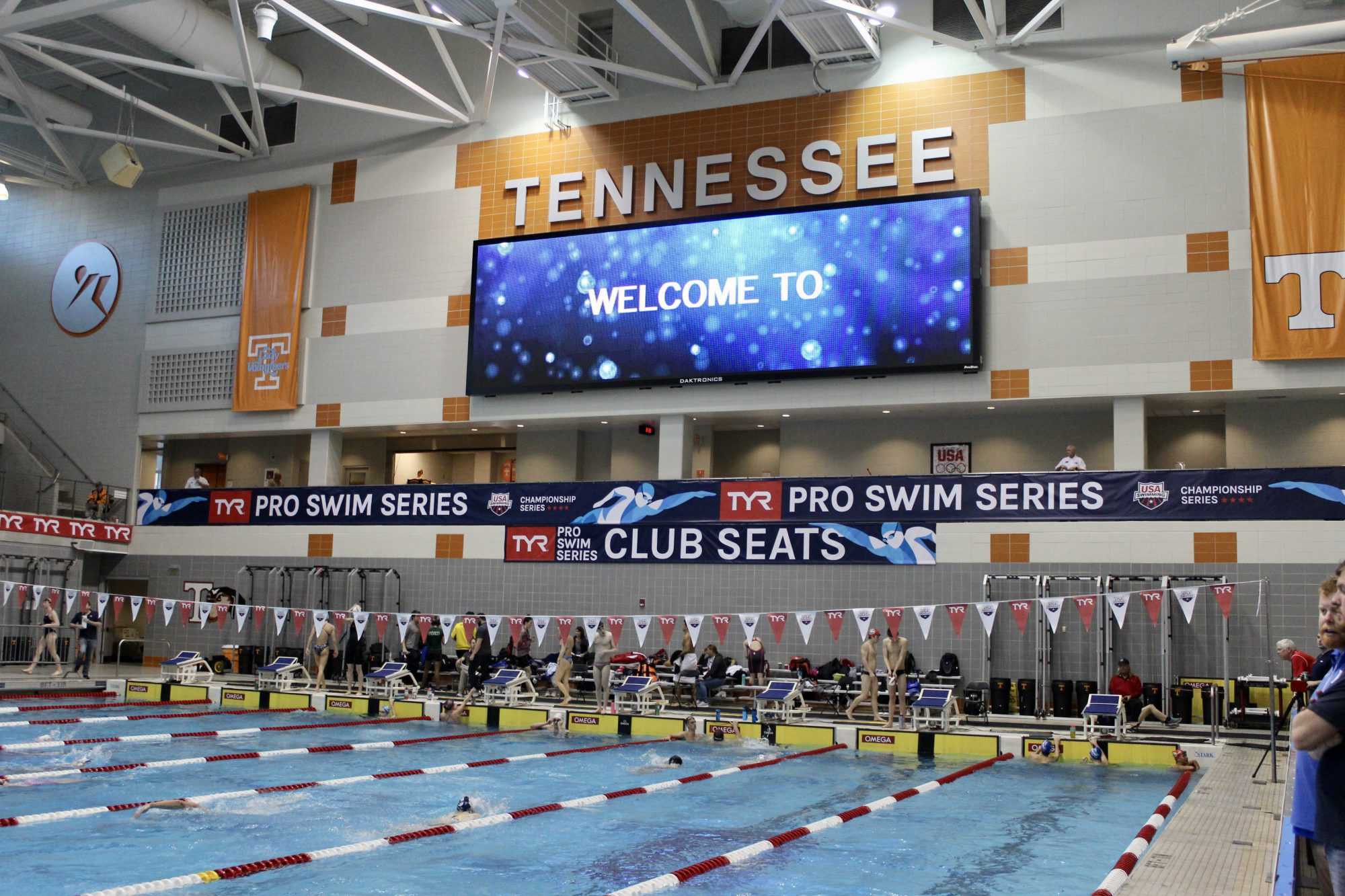 2019 TYR Pro Swim Series Knoxville: Day Two Prelims Live Recap - Swimming World News