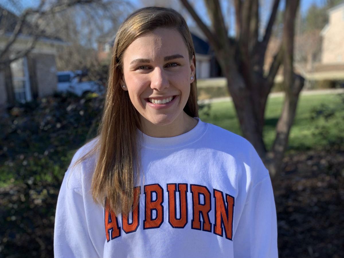 Auburn Secures Verbal from SwimMAC's Kensley Merritt for Class of 2024 - Swimming World News